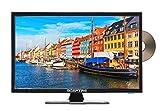 Sceptre E249BD-FMQR 24' 1080p LED TV with Build-in DVD Player, TV-DVD Combo, True Black