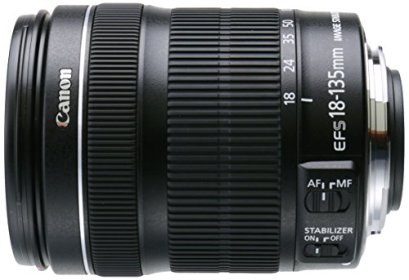 Canon-EF-S-18-135mm-f35-56-IS-STM-LensWhite-box-New