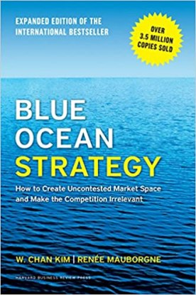 Image result for Blue Ocean Strategy Book