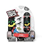 Tech Deck Enjoi Skateboards Series 6 Rasta Panda Ultra Rare Fingerboard with Extra Trucks