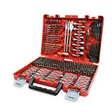 CFM Craftsman Bits 300-Piece Drill Kit Power Tool Accessories Gifts For Men