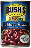 Bush's Best Dark Red Kidney Beans 16 Oz