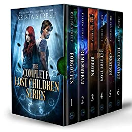 The Complete Lost Children Series by Krista Street