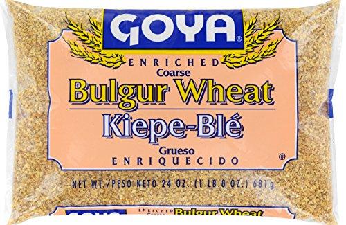 Goya Foods Coarse Bulgar Wheat, 24 oz