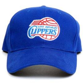 NBA Los Angeles Clippers LED Light-Up Logo Adjustable Hat