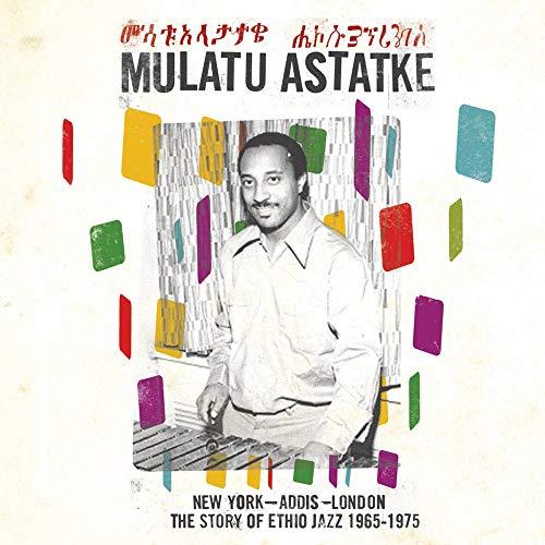 New York-Addis-London The Story of Ethio Jazz 1965-1975: Mulatu Astatke, Mulatu Astatke: Amazon.fr: Musique