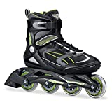 Rollerblade Backpack Pro LT 30, Inline Skate, Multi Sport, Black