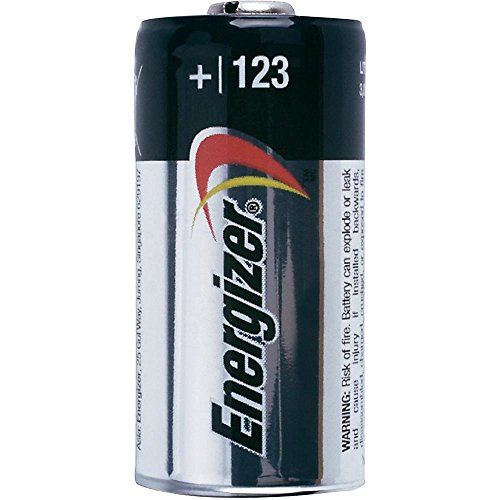 10 Pcs Energizer Lithium Cr123a 3v Photo Lithium Batteries Photomania