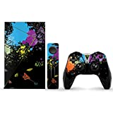 MightySkins Protecting Vinyl Pores and skin Decal for NVIDIA Protect TV wrap cowl sticker skins Splatter