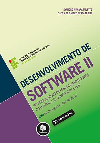 Desenvolvimento de Software II: Introdução ao Desenvolvimento Web com HTML, CSS, JavaScript e PHP