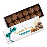 Russell Stover Sea Salt Milk Chocolate Pecan Delight Gift Box, 11 Ounce