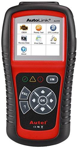 3. Autel AL519 AutoLink Enhanced OBD ll Scan Tool