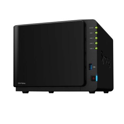 Le Synology DS416PLAY est un très bon serveur, réservé pour une utilisation fréquente