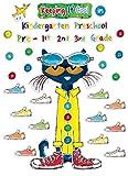 Edupress Pete the Cat Keeping it Cool In Bulletin Board Set (EP63922)