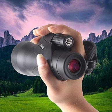 Gosky-12x50-ED-Glass-Monocular-Ultra-HD-Multi-Coated-Waterproof-Monocular-Telescope-BAK4-Prism-for-Wildlife-Bird-Watching-Hunting-Camping-Travelling-Wildlife-Secenery-ModelMon-1250ED