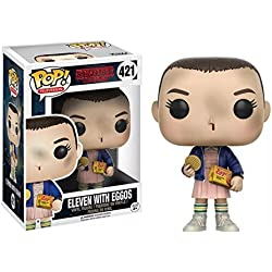 Stranger Things - Eleven With Eggos