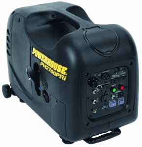 Powerhouse PH2700PRi, 2600 Running Watts/2700 Starting Watts, Gas Powered Portable Inverter, CARB Compliant