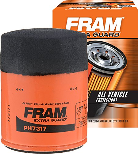 FRAM Extra Guard Passenger Car Spin-On Oil Filter