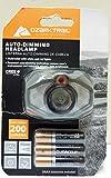Ozark Trail Auto-Dimming Headlamp, 200 Lumens