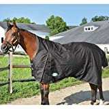 Country Pride 1200D Paladin High Neck Heavyweight Turnout Horse Blanket Sz 82 Red