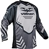 Valken Paintball Agility V17 Paintball Jersey - Grey/Black - Medium