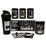 Animal Starter Kit: Trial Size Kit of Animal Pak, Animal Flex, Animal Whey & Animal Fury Plus a Free Animal Shaker