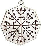 Voodoo Positive Loa Eshu Charm for Protection Talisman Amulet