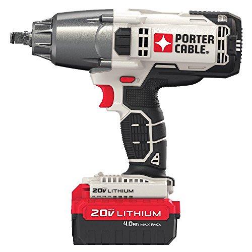 PORTER-CABLE PCC740LA 1/2' Cordless Impact Wrench,