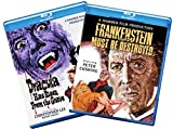 Dracula Has Risen From Grave & Frankenstein Must Be Destroyed - Double feature Blu ray