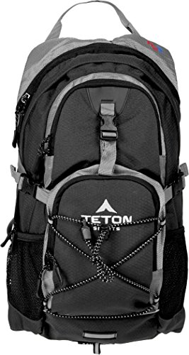 TETON Sports Oasis 1100 2 Liter Hydration Backpack; with a New Limited Edition Color; Free Rain Cover Included