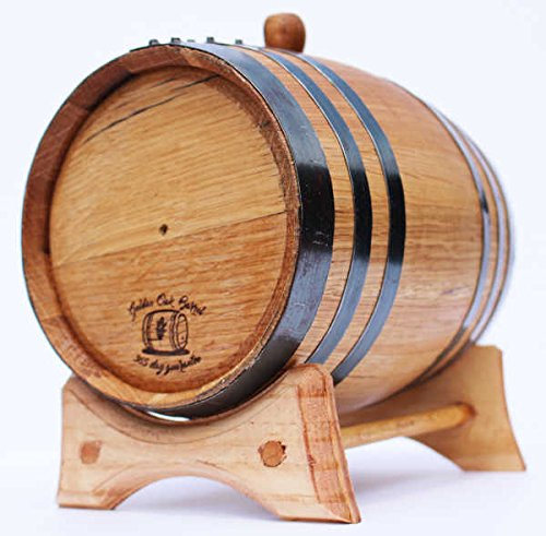 Cocktail aging barrel