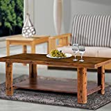 "Product review for Olee Sleep Solid Wood Cocktail Table/Coffee, Stylish, 18Tb06D, 46"" L, Natural Brown"