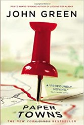 Image result for paper towns cover