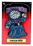 Magic Marker Art Horrorible Kids - Pinhead Ned - Limited Edition Enamel Pin