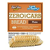 ThinSlim Foods 45 Calorie, 0g Net Carb, Love-The-Taste Low Carb Bread Plain