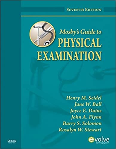 Mosby's Guide to Physical Examination – E-Book