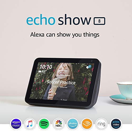Echo-Show-8-HD-8-smart-display-with-Alexa-Charcoal