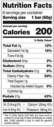 Quest Nutrition Chocolate Chip Cookie Dough Protein Bar, High Protein, Low Carb, Gluten Free, Soy Free, Keto Friendly, 12 Count 13