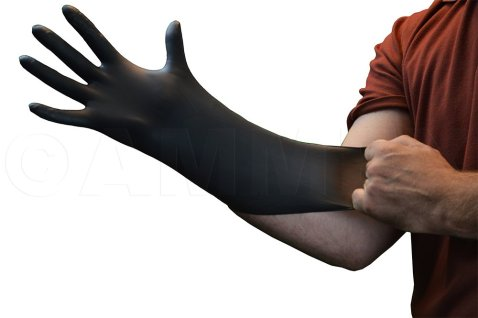 Ammex Nitrile Gloves Review