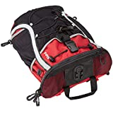 Taj M'Haul Deck Bag Red/Black 000 by Northwest River Supplies