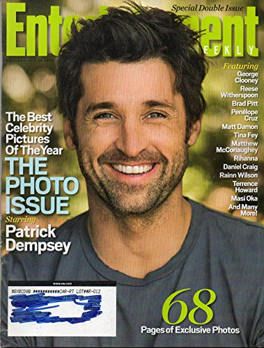 Entertainment Weekly With Patrick Dempsey