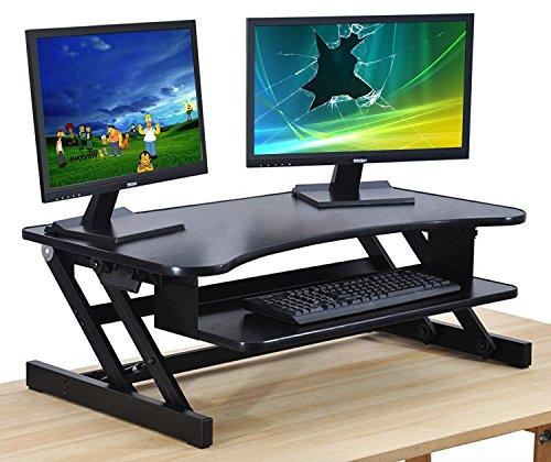 Best Standing Desks For 2018 Amp Standing Desk Converters