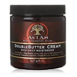 As I Am Double Butter Rich Daily Moisturizer, 8 Ounce