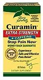Terry Naturally Curamin Extra Strength + Caffeine - 60 Tablets