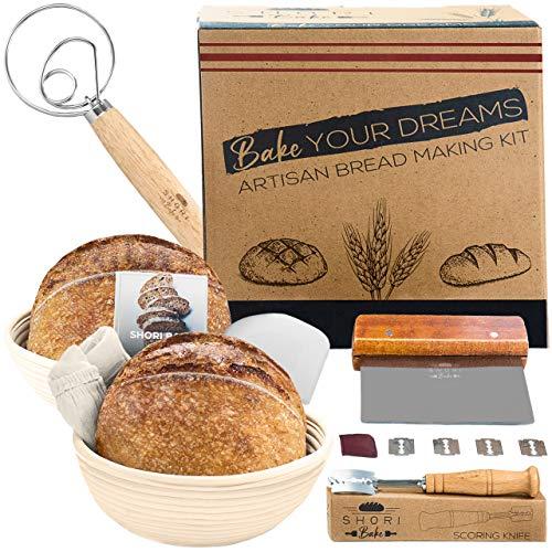 Sourdough Bread Making Tools Kit