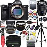 Sony a7R III 42.4MP Mirrorless Digital Camera + 24-70mm F4 ZA OSS Lens Accessory Kit