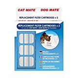 Cat Mate Replacement Filter Cartridges 6-Count