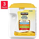 Dealmor Non-GMO, Gentle Infant Formula With Iron 34 oz, 3-count