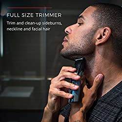 Remington PG525 Head to Toe Lithium Powered Body Groomer Kit, Beard Trimmer (10 Pieces)  Image 2