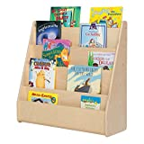 """Product review for Sprogs SPG-355F Single-Sided Wooden Book Display , 29"""" Height, 10 1/2"""""""" Wide, 30"""" Length, Natural"""